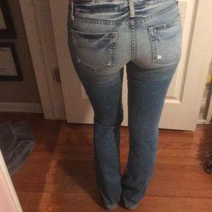 Paige jeans size 27